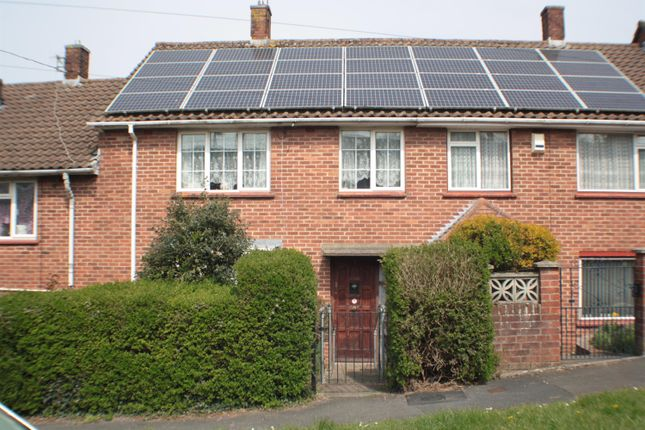 Thumbnail Terraced house for sale in Redford Walk, Withywood, Bristol
