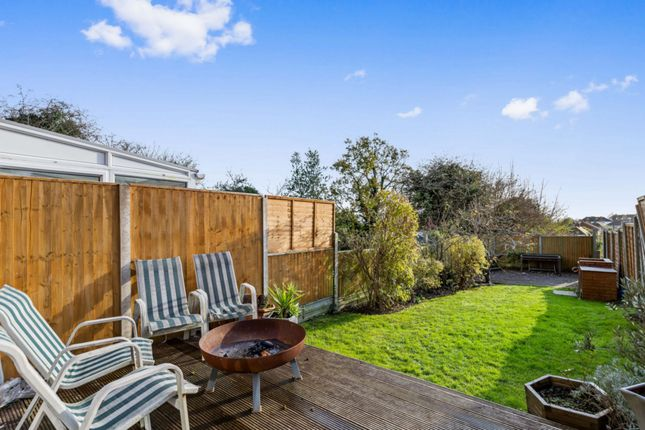 Garden of Hampton Vale, Hythe CT21