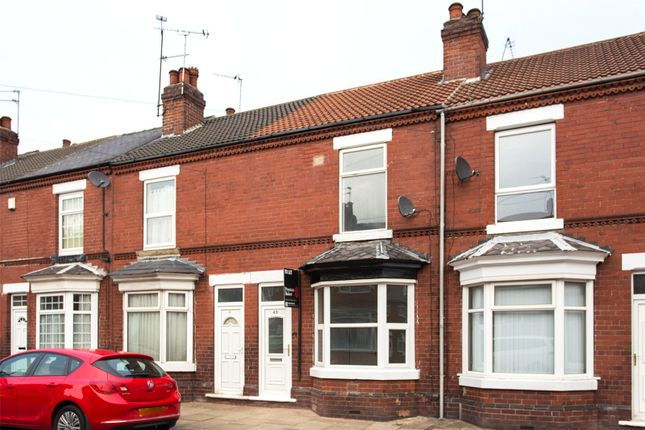 Thumbnail Terraced house to rent in Clarence Avenue, Doncaster
