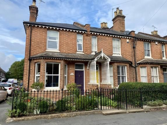 Thumbnail End terrace house for sale in Victoria Street, Leamington Spa, Warwickshire, England