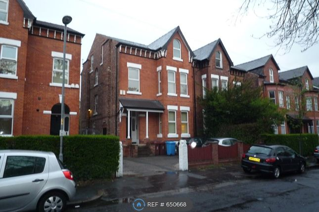 Thumbnail 2 bed flat to rent in Clyde Road, Manchester