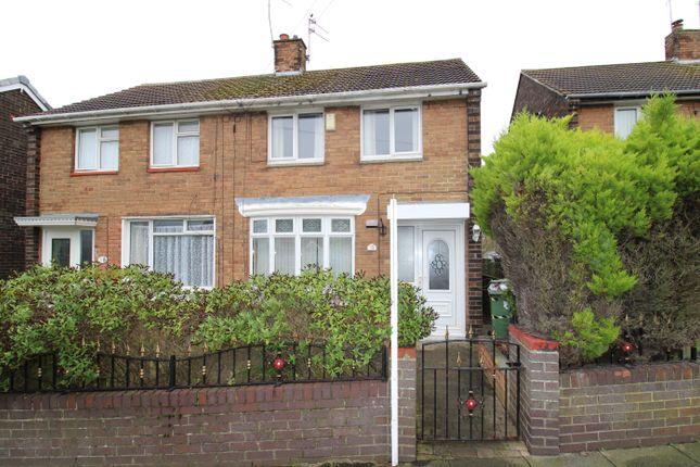 2 bed semi-detached house for sale in Arbroath Road, Sunderland SR3