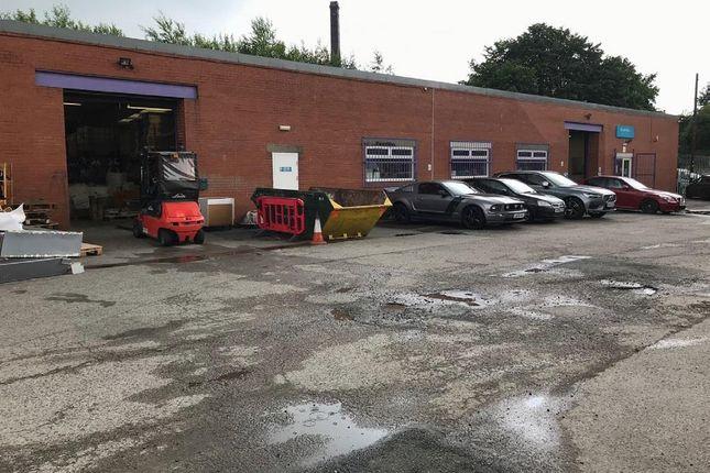 Thumbnail Light industrial to let in Unit 14, Longport Enterprise Park, Stoke On Trent, Staffordshire