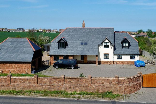Thumbnail Detached house for sale in Whitstable Road, Herne Bay