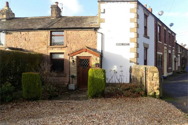 Thumbnail Cottage for sale in Brook Street, Wheelton, Chorley, Lancashire