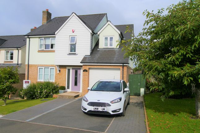 Thumbnail Detached house for sale in Kingdon Avenue, South Molton