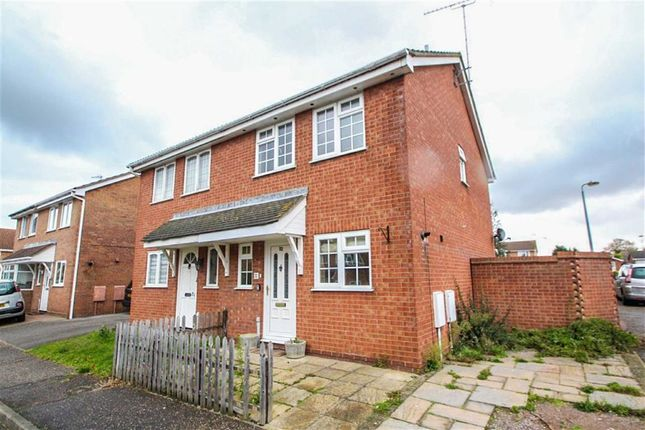 Thumbnail Semi-detached house for sale in Greenacres, Clacton-On-Sea
