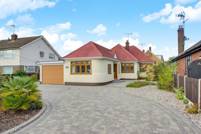 Thumbnail Detached bungalow for sale in Common Lane, Benfleet