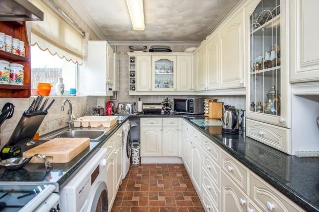 Kitchen of Finborough Road, Walton, Liverpool, Merseyside L4