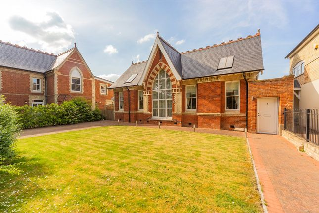 Thumbnail Detached house for sale in The Baulks, Sawston, Cambridge