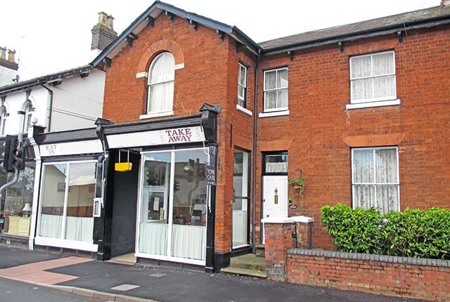 Thumbnail Restaurant/cafe for sale in Worcester Road, Malvern