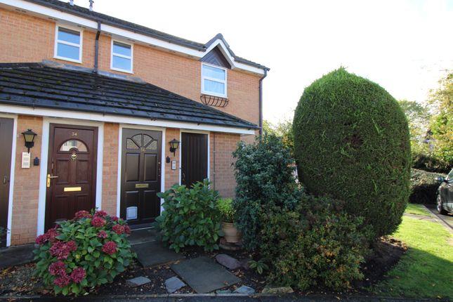 1 bed maisonette for sale in Winterburn Garden, Whetstone, Leicester LE8