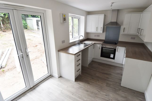 Thumbnail Semi-detached house to rent in Ryefield Road, Stoke Prior, Bromsgrove