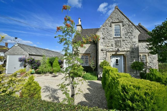 Thumbnail Cottage for sale in Compton Road, Hilmarton, Calne