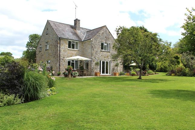 Thumbnail Detached house for sale in Whitchurch Canonicorum, Bridport