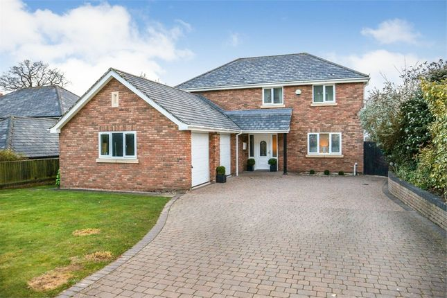 Thumbnail Detached house for sale in Nesscliffe, Shrewsbury, Shropshire