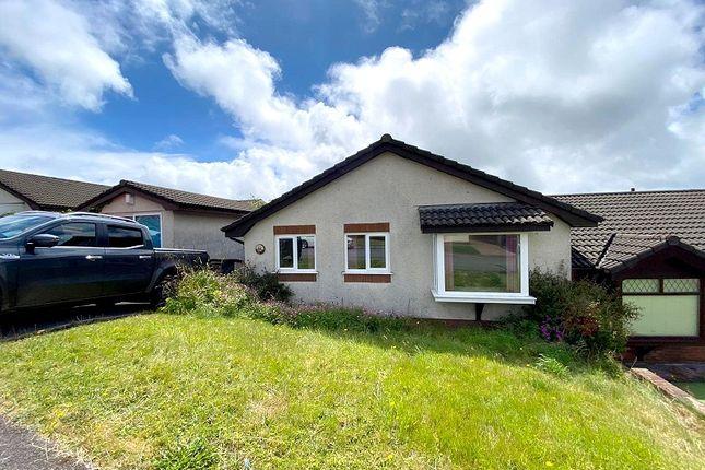 Thumbnail Semi-detached bungalow for sale in Willow Walk, Cimla, Neath, Neath Port Talbot.