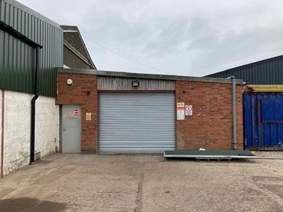 Thumbnail Warehouse to let in Unit 2, Old Barn Farm, Rosliston Road, Walton On Trent, Derbyshire