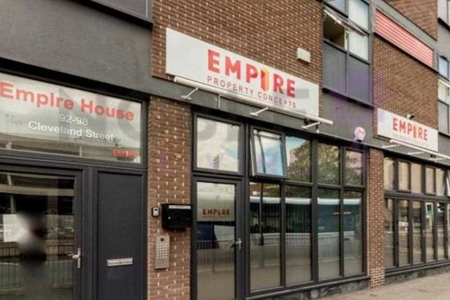 Studio to rent in Empire House, Cleveland Street, Doncaster DN1