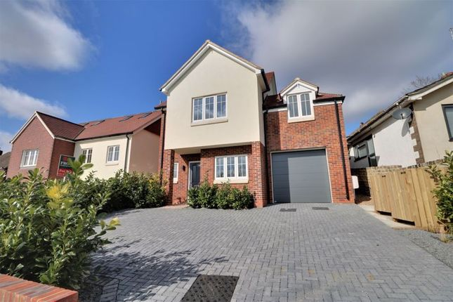 Thumbnail Detached house for sale in Pampisford Road, Purley