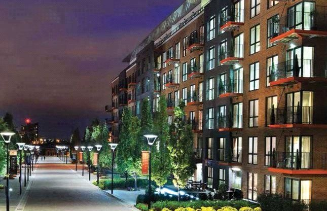 Thumbnail Flat for sale in Waterfront II, Royal Arsenal Riverside