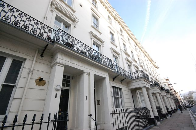 External of Gloucester Terrace, London W2