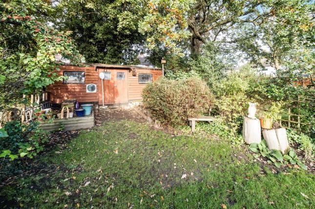 Garden of Colvin Gardens, Ilford IG6