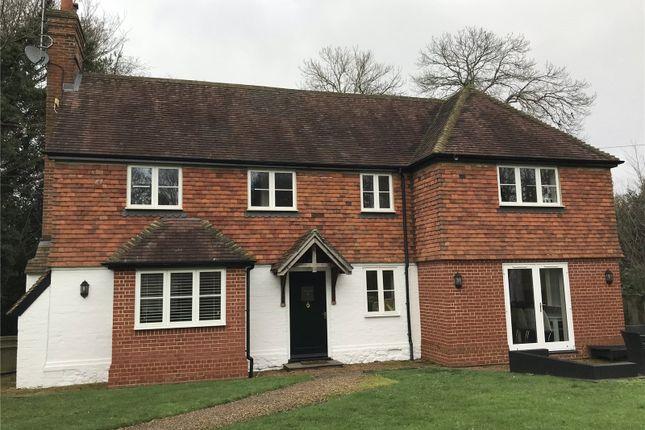 Thumbnail Detached house to rent in Back Lane, Godden Green, Sevenoaks, Kent