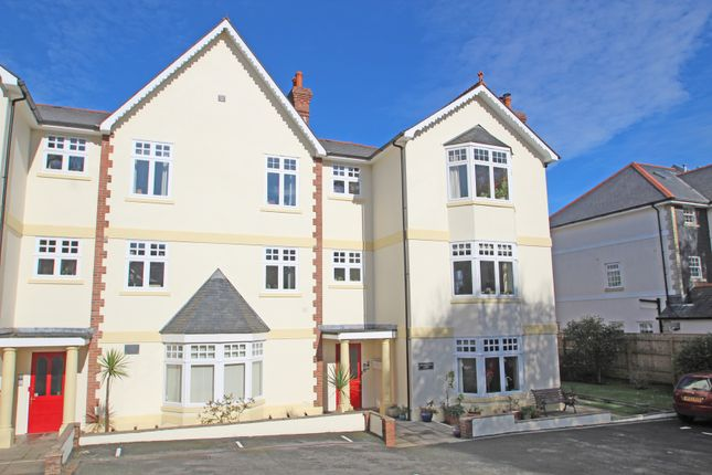 Thumbnail Flat for sale in Brownstone Lodge, Bainbridge Avenue, Hartley, Plymouth
