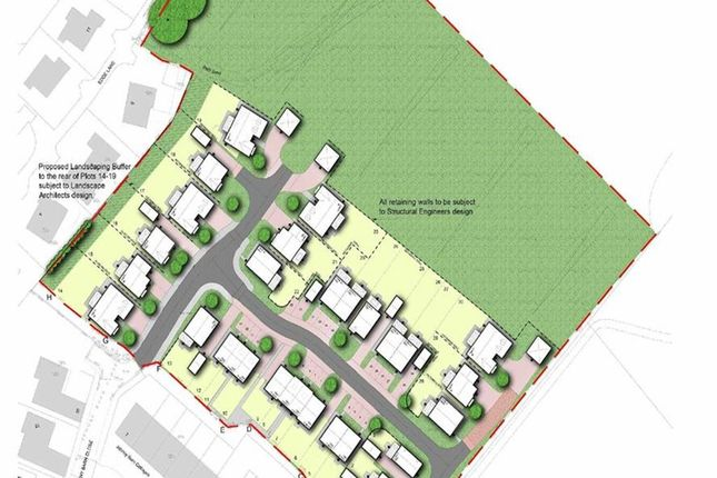 Thumbnail Land for sale in Johnny Barn Close, Rossendale, Lancashire