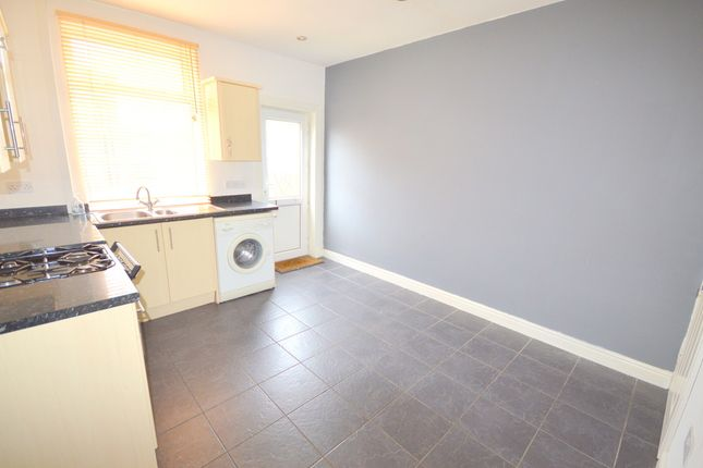 Thumbnail Terraced house to rent in Thanet Street, Clay Cross, Chesterfield