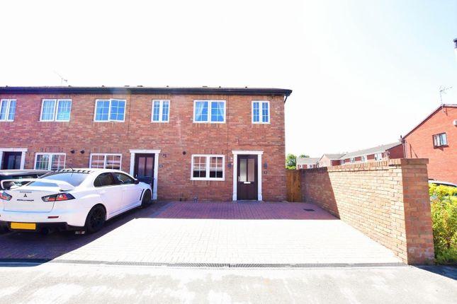 3 bed end terrace house for sale in Rhesdai Penarlag, Mancot, Deeside CH5