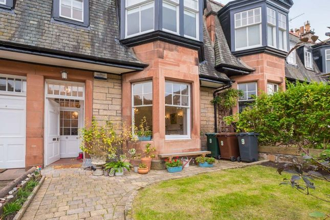 Thumbnail Terraced house to rent in Cluny Place, Morningside, Edinburgh