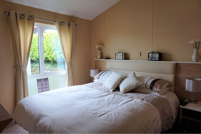 Master Bedroom of White Acre Holiday Park, Newquay TR8