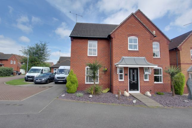 Thumbnail Detached house to rent in Bluebell Place, Mansfield Woodhouse, Mansfield