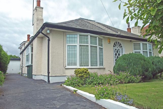 Thumbnail Detached bungalow for sale in Elms Drive, Bare, Morecambe
