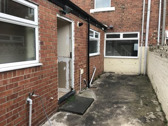 External of East View Terrace, Shildon, Bishop Auckland, County Durham DL4
