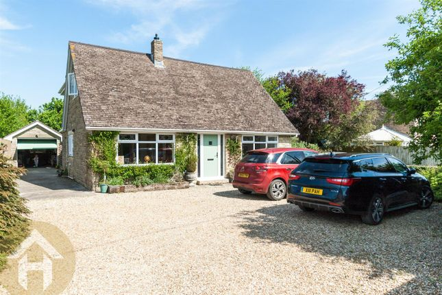 Thumbnail Detached house for sale in Barton Close, Bradenstoke, Chippenham