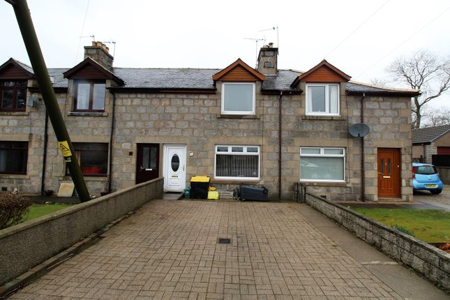Thumbnail Terraced house for sale in Station Road, Hatton Of Fintray, Aberdeen
