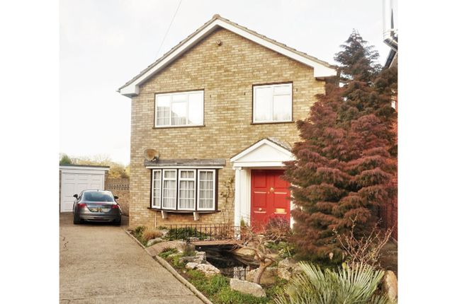 Thumbnail Detached house for sale in Grove Court, Rayleigh