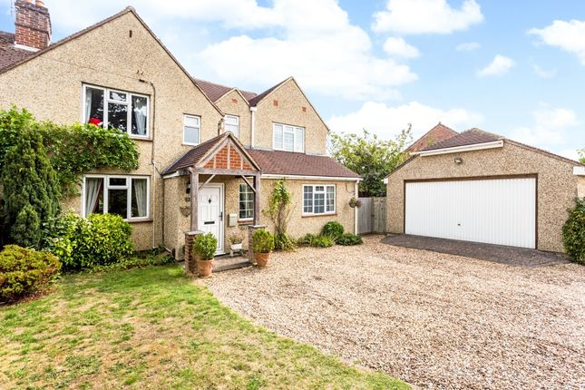 Thumbnail Semi-detached house to rent in Southend, Cold Ash, Thatcham