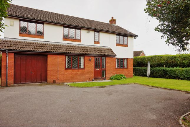 Thumbnail Detached house for sale in Pwllmeyric, Chepstow