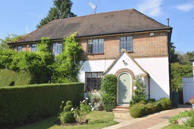 4 bed semi-detached house for sale in Holyoake Walk, Hampstead Garden Suburb