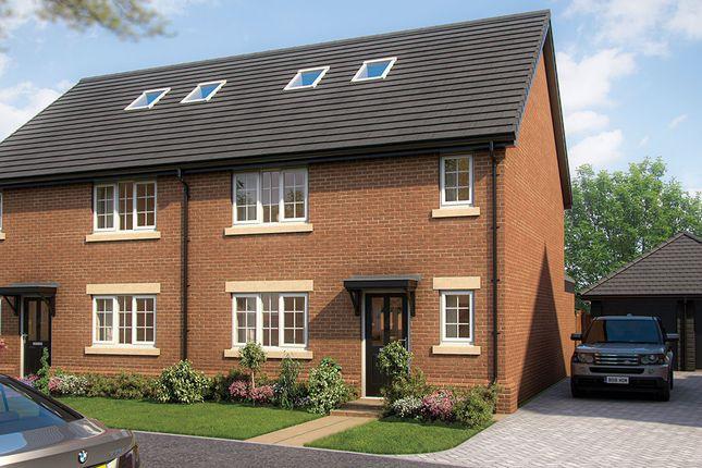 "4 bed property for sale in ""The Skylark Detached"" at Shefford Road, Meppershall, Shefford SG17"