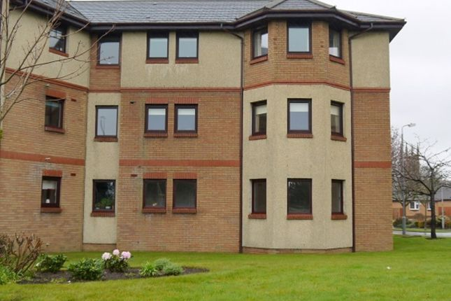 Thumbnail Flat for sale in Powmill Gardens, Prestwick