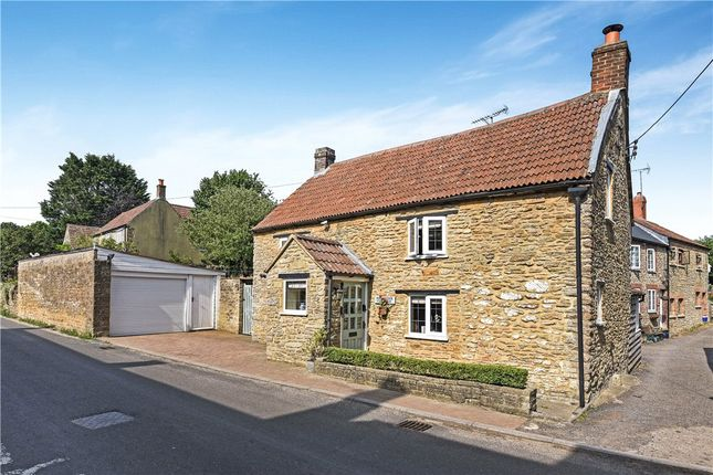 Thumbnail Detached house for sale in Holywell, East Coker, Yeovil, Somerset