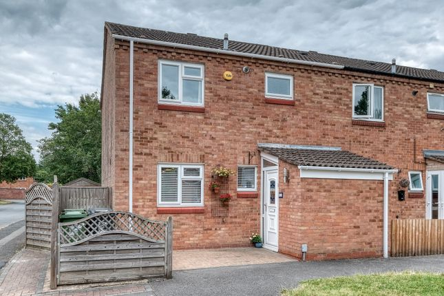 3 bed end terrace house to rent in Arley Close, Redditch B98