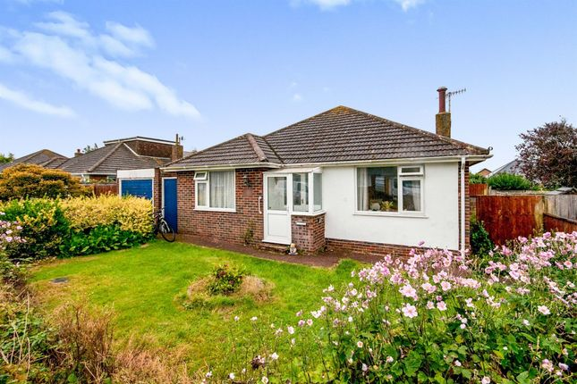 Thumbnail Detached bungalow for sale in Perth Close, Seaford