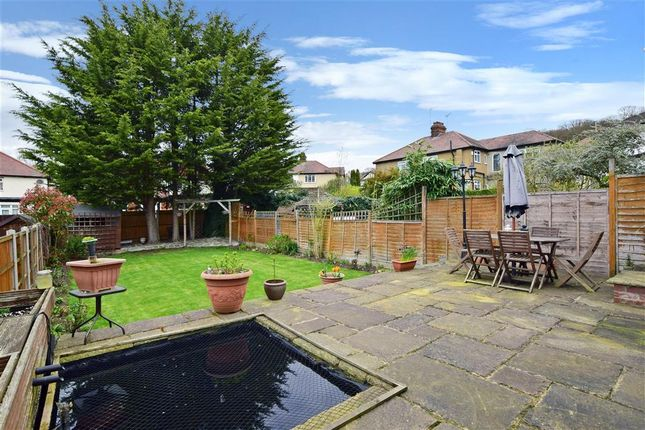 Thumbnail Semi-detached house for sale in Palace View Road, London