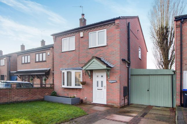 3 bed detached house for sale in Polperro Way, Hucknall, Nottingham